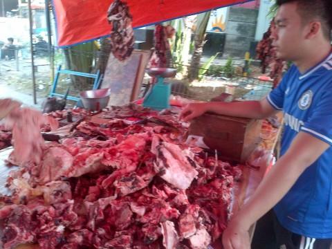Badan Karantina Pertanian Razia Daging Celeng