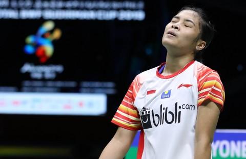 Penyesalan Gregoria Mariska Kalah di Semifinal