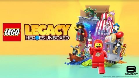 Gameloft Bakal Luncurkan Game LEGO Baru