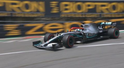 Hamilton Rebut Start Terdepan di F1GP Monaco