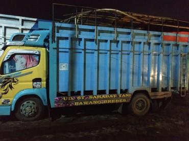 BNN Gagalkan Penyelundupan 35 Kg Sabu Berkedok Truk Sayur