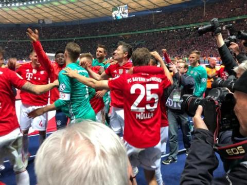 Bayern Munchen Juara DFB Pokal