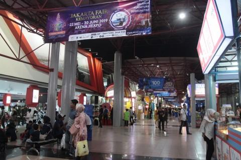 1.000 Personel Disiagakan Jaga Jakarta Fair Kemayoran