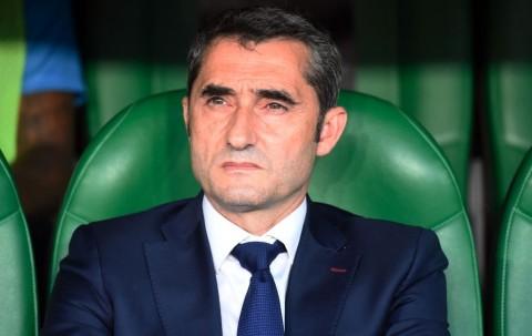 Komentar Valverde Usai Barcelona Gagal Raih Gelar Copa Del Rey
