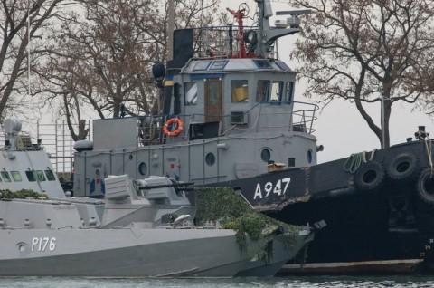 Rusia Diperintahkan untuk Bebaskan Pelaut Ukraina