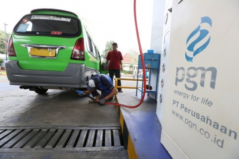 PAG Garap Bisnis Pendingin Tangki Kapal LNG Berkelas Dunia