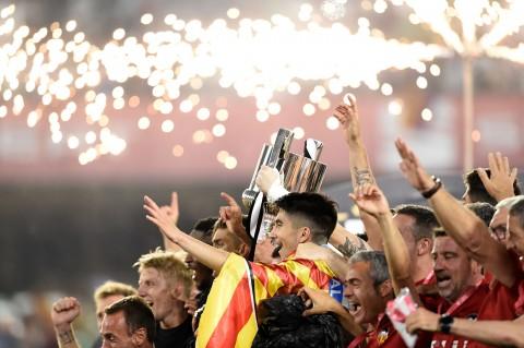 Valencia Juara Copa del Rey