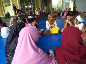 Pesantren Kilat Media Group Mencetak Anak-anak Kreatif