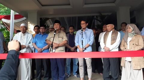 Gugatan Prabowo-Sandi Masih Andalkan Kliping Berita