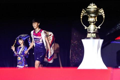 Tiongkok Juara Piala Sudirman 2019