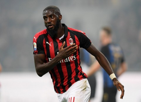 Conte Ingin Boyong Bakayoko ke Inter Milan