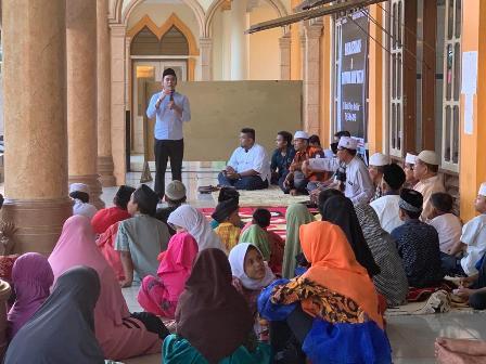 Politikus NasDem: Ramadan Saat Tepat Lupakan Perbedaan Pemilu