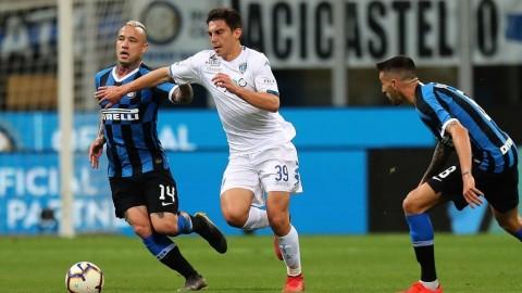 Tekuk Empoli, Inter Milan Pastikan Diri Tampil di Liga Champions