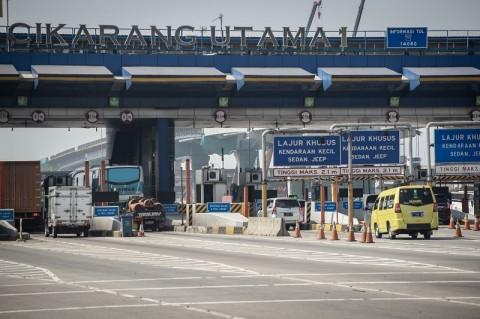 Pemerintah Tambah Gerbang Tol Trans Jawa