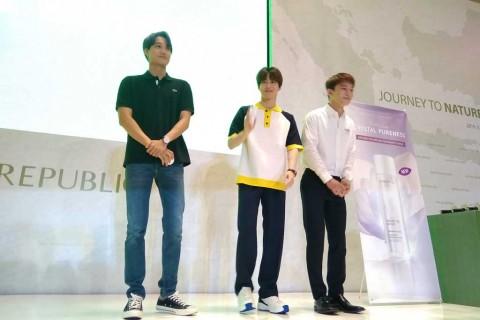 Datang ke Jakarta, EXO Terkesan dengan Penggemar yang Fasih Bahasa Korea