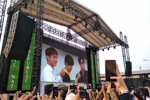 Suho Janjikan EXO Kembali ke Indonesia dengan Album Baru