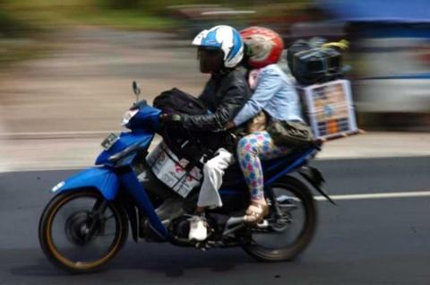 Pemudik Motor Wajib Perhatikan Syarat Teknis Motor Laik Jalan