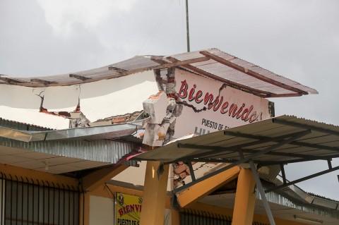 Gempa M 8.0 Guncang Peru
