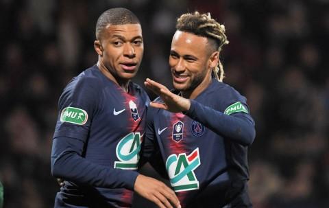Mbappe dan Neymar Belum Pasti Bertahan di PSG