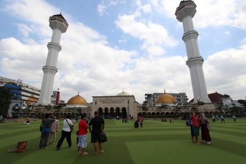 Bandung Razia Pengemis Jelang Lebaran