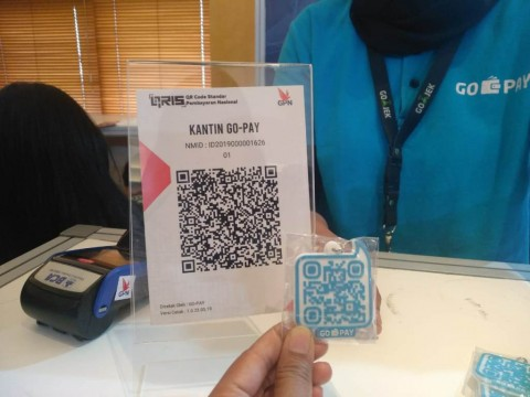 16 Dompet Elektronik Siap Gunakan Standar QR Code Indonesia