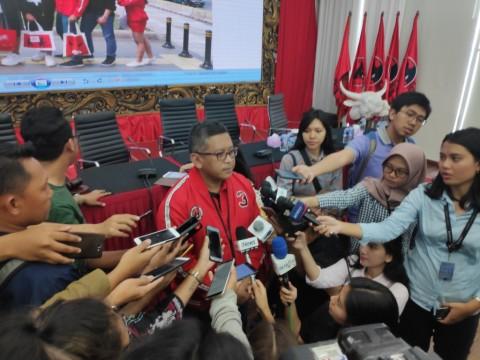 PDIP Bahas Menteri Setelah Lebaran