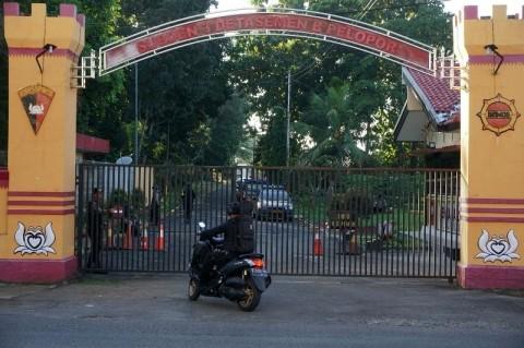 17 Saksi Diperiksa Terkait Penembakan Pos Mako Brimob Purwokerto