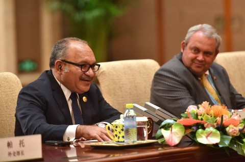 PM Papua Nugini Tunda Pengunduran Diri
