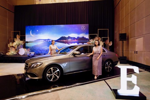 Mercedes-Benz E-Class Punya Mesin Baru Lebih Bertenaga