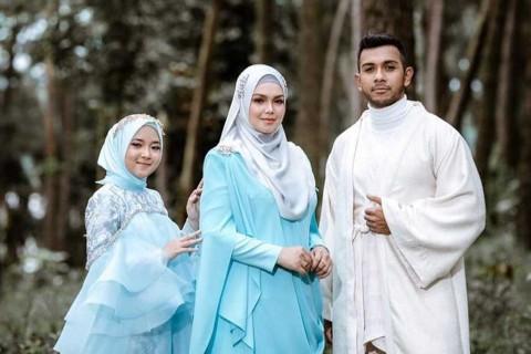 Nissa Sabyan Kolaborasi dengan Siti Nurhaliza dan Taufik Batisah
