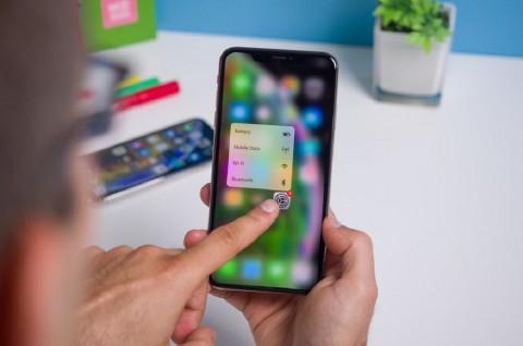 Apple Hilangkan 3D Touch Pada iPhone 11?