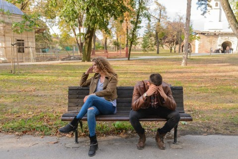 Studi: Bertengkar dengan Pasangan Bikin Umur Panjang