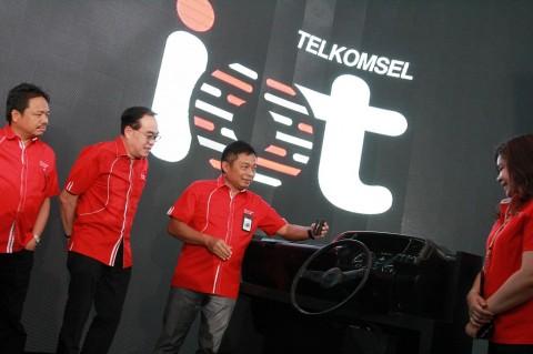 Kontribusi Pendapatan Layanan Digital Telkomsel Terus Naik