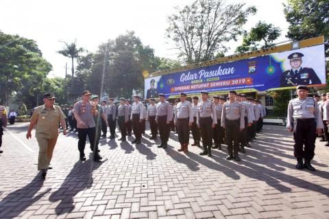 750 Personel Amankan Mudik Lebaran di Kabupaten Malang