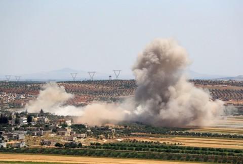 Israel Tembak Rudal ke Suriah, 1 Tentara Tewas