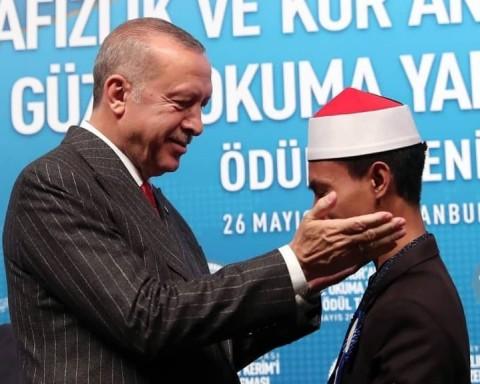Juarai MTQ Internasional, Anak Buruh Tani Ini Dipuji Erdogan
