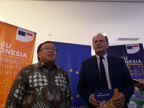 Pembangunan Berkelanjutan Fokus Uni Eropa-RI di 2019