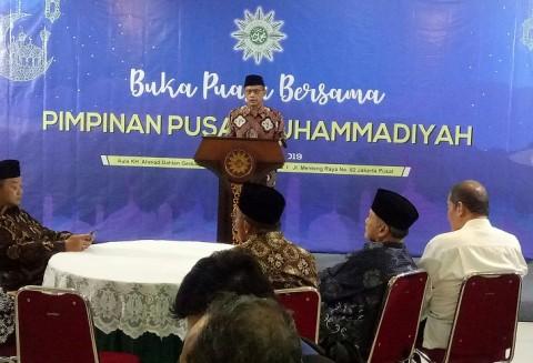 PP Muhammadiyah Mengajak Gerakan TSM Dipraktikan dalam Berpuasa