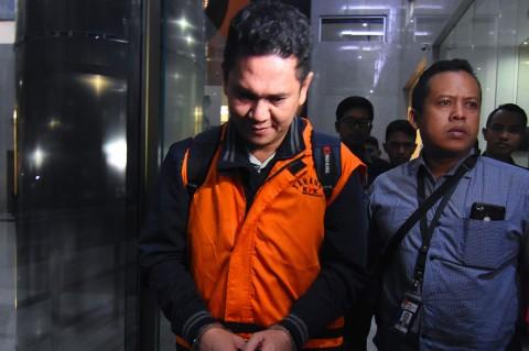 KPK Tahan Kepala Kantor Imigrasi Mataram dan 2 Tersangka Lainnya