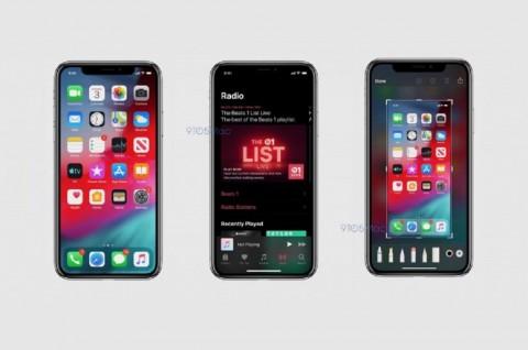 iOS 13 Punya Dark Mode?
