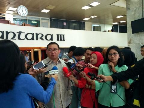 Fadli Zon Heran Manifes Pesawat Prabowo Bocor