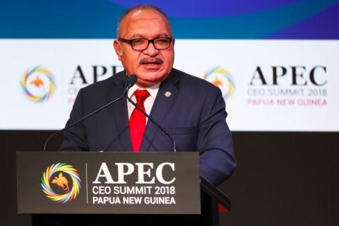 PM Papua Nugini Resmi Mengundurkan Diri
