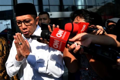 Pengacara Bantah Menteri Lukman Pasang Badan buat Penyuap