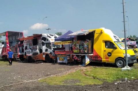 Cegah Bosan di Jalan, Manfaatkan Food Truck Festival di Cipali