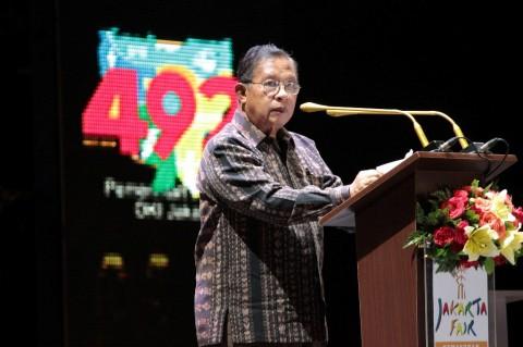 Menteri Darmin Buka Jakarta Fair 2019