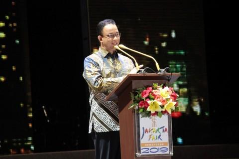 Penyelenggaraan Jakarta Fair Buktikan Jakarta Aman