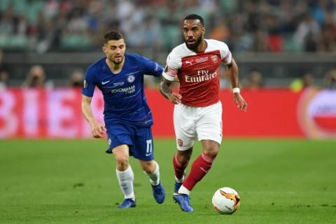 Babak I Final Europa League: Chelsea vs Arsenal Sama Kuat
