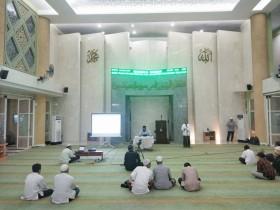 Media Group Gelar Kajian Itikaf Ramadan