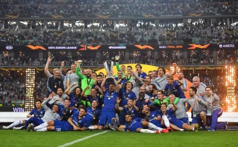 Data & Fakta Menarik Chelsea Juara Liga Europa