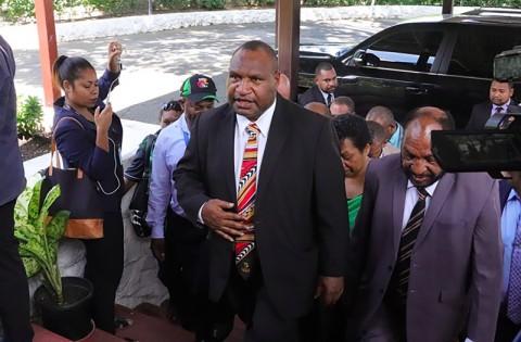 PM Baru Papua Nugini Bersikap Keras atas Kesepakatan Gas
